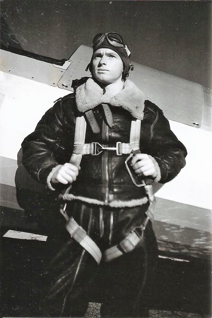 Thanks for your service, Capt. Russell Robinson, 1923-2020