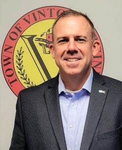 Peters appointed Vinton town manager